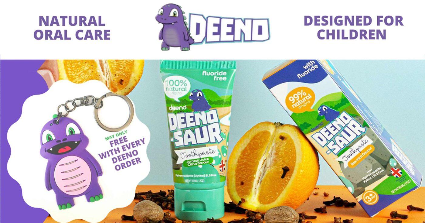 Deeno oral care for children